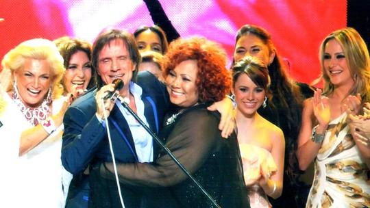 Relembre emoções e bastidores de 'Elas Cantam Roberto', especial exibido há 10 anos