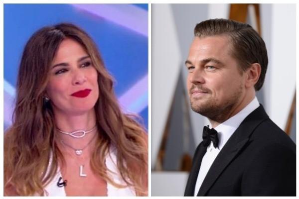 Luciana Gimenez e Leonardo DiCaprio (Foto: Instagram / Getty Images)