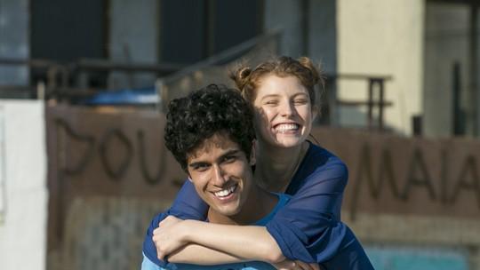 Fábio Scalon e Giula Gayoso torcem para que público aprove casal #Jubá: 'Eles se completam'