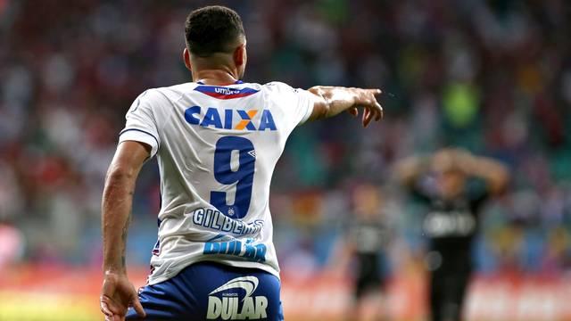 Bahia; Fonte Nova; Bahia x Atlético-MG; Gilberto