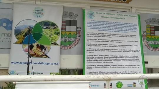 Projeto 'Semeando o Verde', da Inter TV, é apresentado em Nova Friburgo