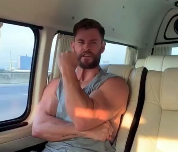 Chris Hemsworth (Foto: Facebook)