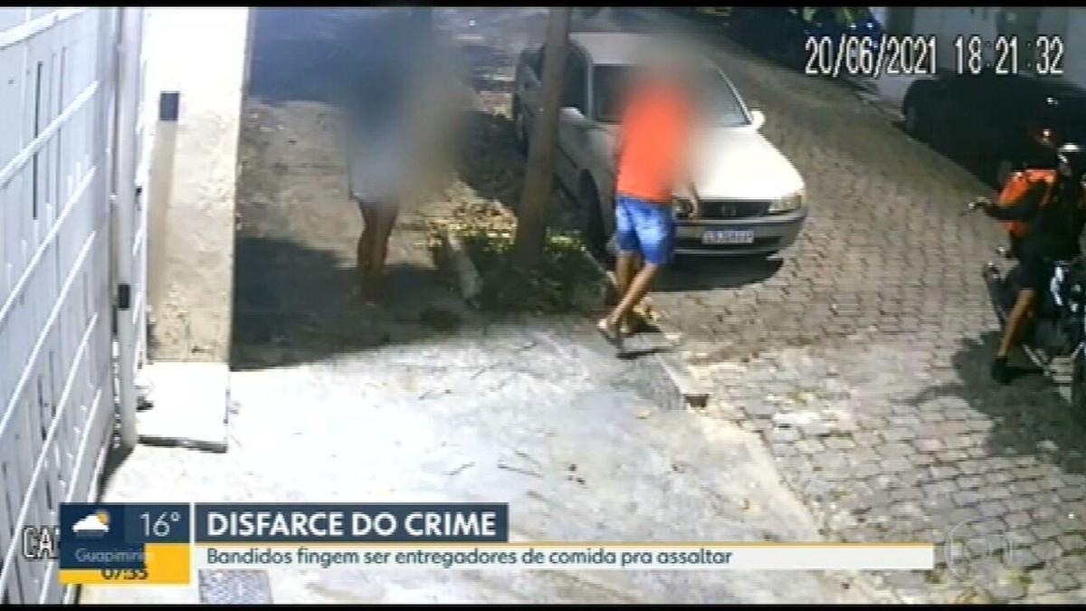 Moradores de Vila Isabel reclamam de assaltos praticados por falsos entregadores; veja imagens