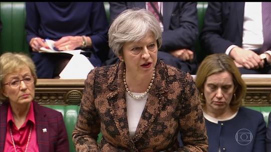 Theresa May diz que é 'altamente provável' que a Rússia seja responsável pelo ataque a ex-espião