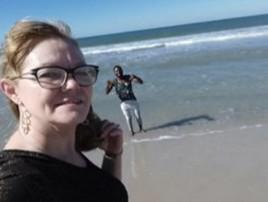 'Gritavam que eram inocentes', diz irmã de morta em perseguição  (Arquivo pessoal)