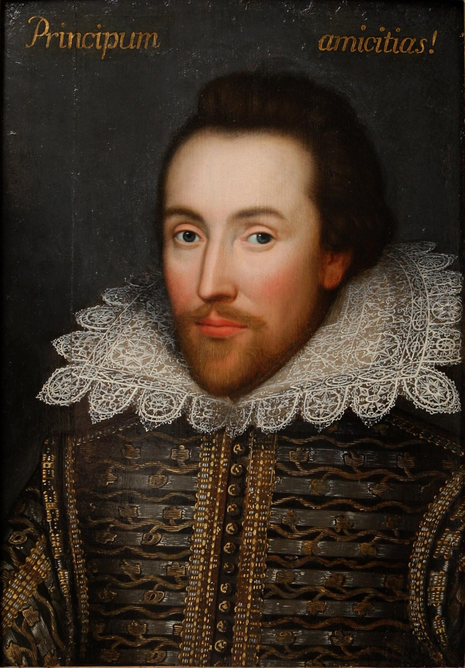 William Shakespeare (Foto: Hatchlands Park, via Wikimedia Commons)