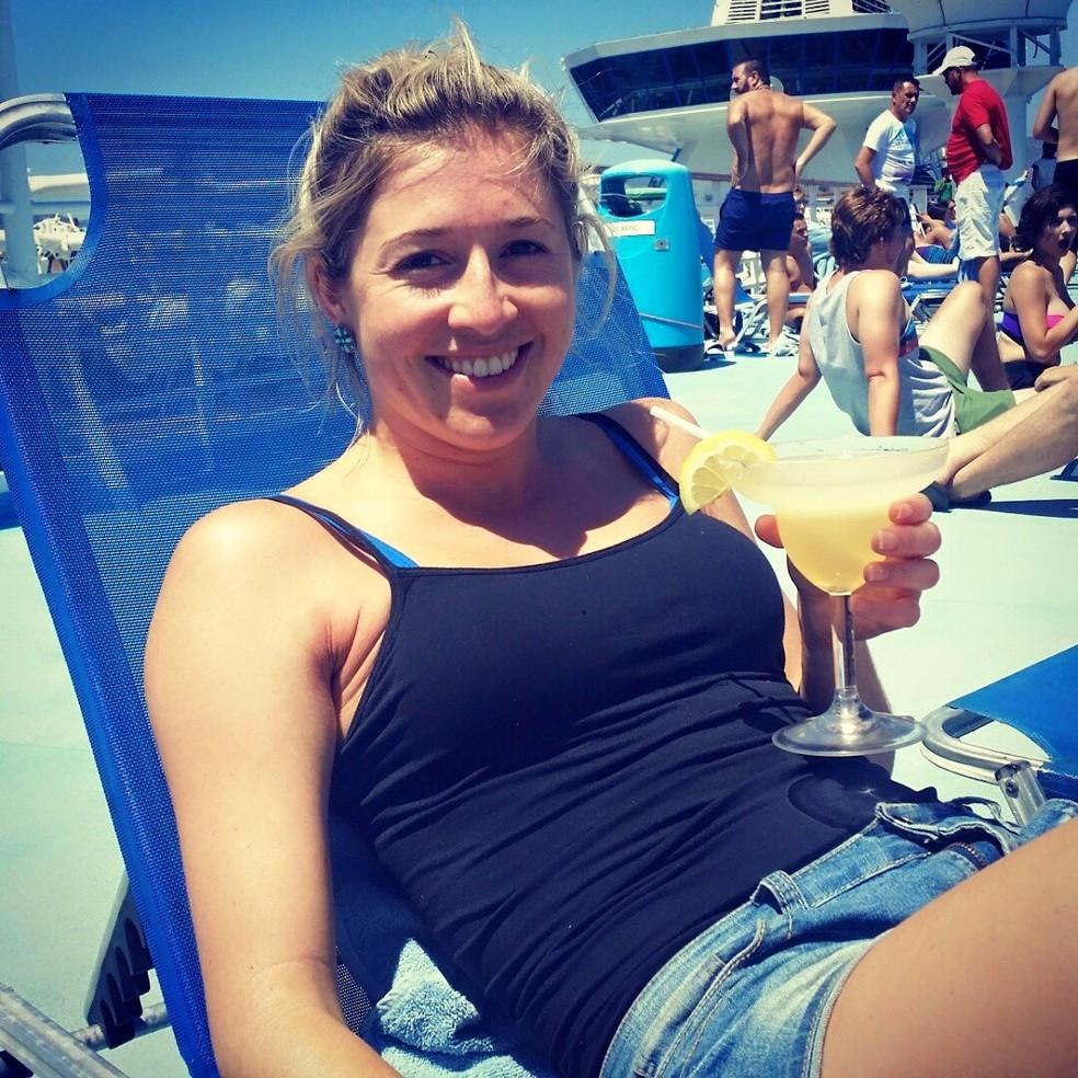 -  Holly Butcher: jovem australiana deixou carta com conselhos de vida antes de morrer vítima de um câncer  Foto: Reprodução/Facebook