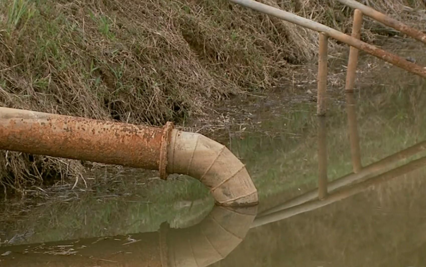 Falta de água faz Ouro Fino adotar racionamento no abastecimento da cidade