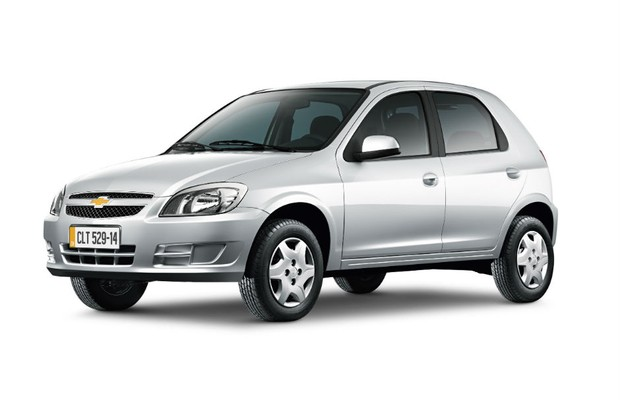 Chevrolet Apresenta Celta 2015 Auto Esporte Not 237 Cias