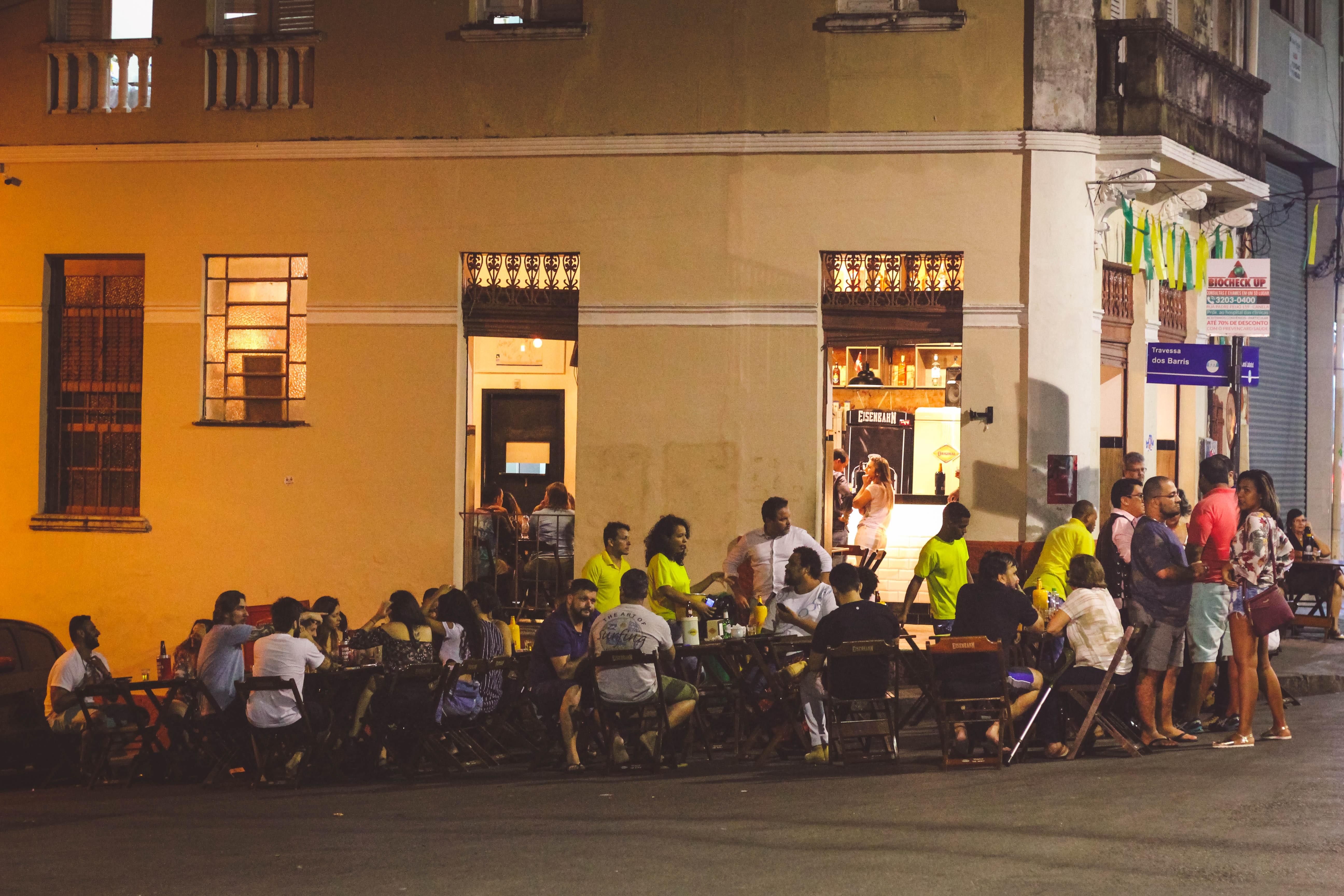 Centenário bar dos Barris, em Salvador, faz vaquinha para pagar despesas durante a pandemia do novo coronavírus