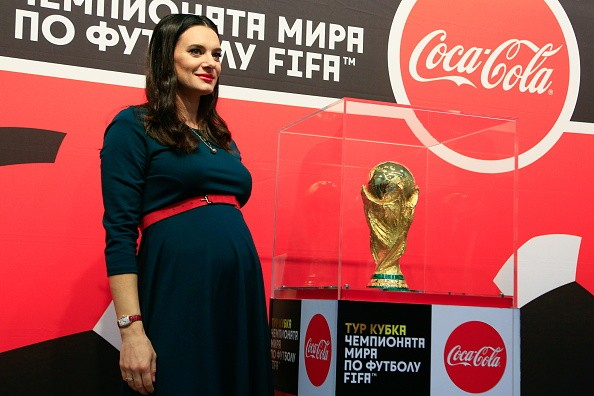 Yelena Isinbayeva (Foto: Getty Images)