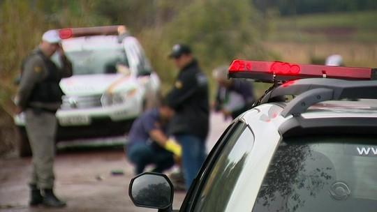 Taxista é encontrado morto no Litoral Norte, e dois suspeitos são presos