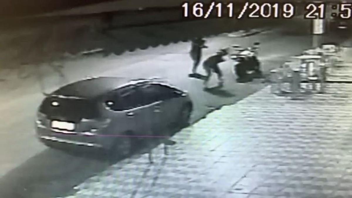 Homem é assassinado a tiros em Contagem, na Grande BH - G1