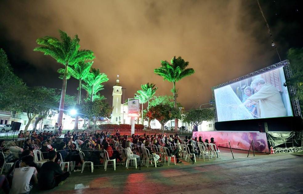 """O tema desta edição do festival de curtas-metragens é """"Ancestralidade e a Formação do Povo Brasileiro""""  — Foto: Curta Taquary/Divulgação"""