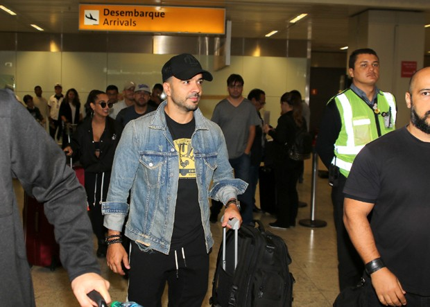 Luis Fonsi (Foto: Thiago Duran/AgNews )