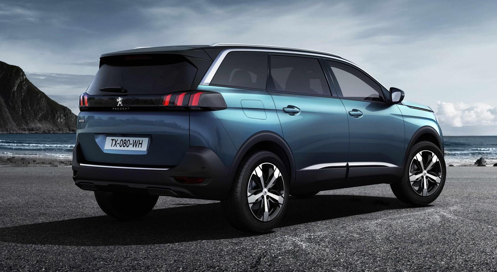 Peugeot confirma 5008 e estuda futura picape para o Brasil Peugeot_5008_suv_allure_0709styp_011