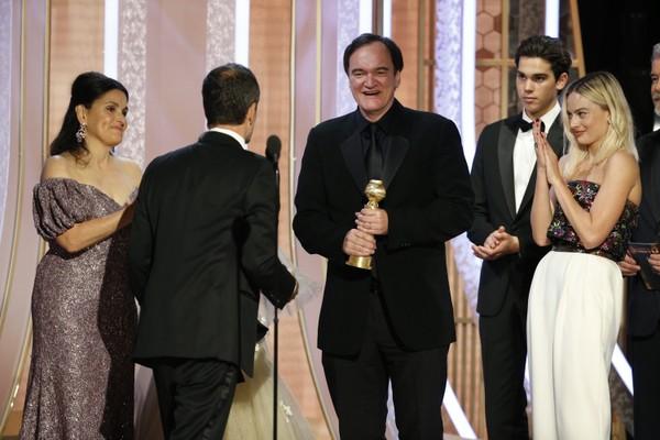 Era Uma Vez em... Hollywood' confirma favoritismo e vence Globo de Ouro de Melhor Comédia ou Musical - Monet | Filmes