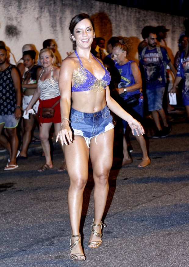 Denise Dias (Foto: Marcos Ferreira/Brazil News)
