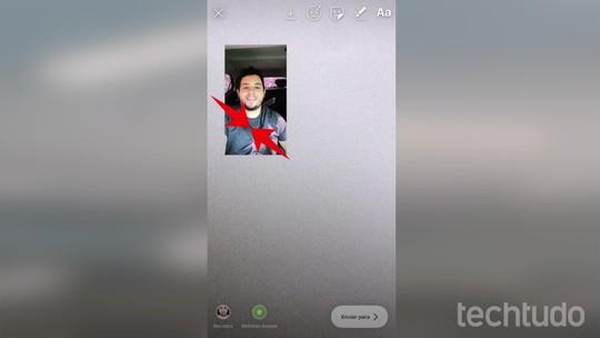 Como fazer montagem de fotos no Instagram Stories com o modo Layout