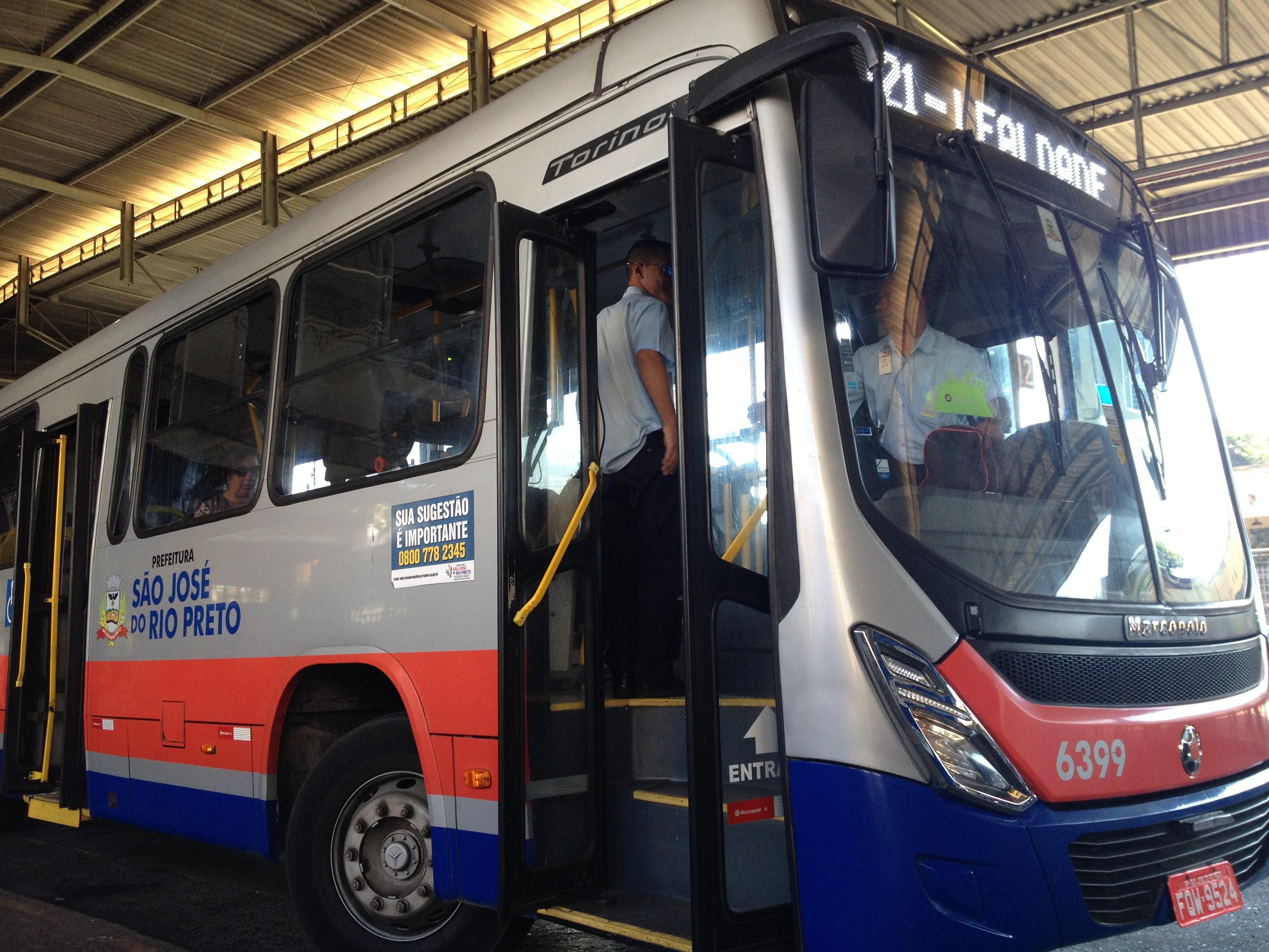 Transporte coletivo ganha novas rodadas de linhas para desafogar a lotação em Rio Preto