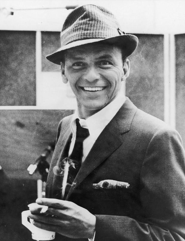 Pertences de Barbara e Frank Sinatra serão leiloados (Foto: GettyImages)