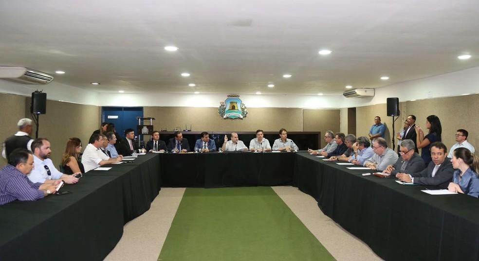 -  Prefeitura de Fortaleza altera cobrança de alvará após pressão de empresários  Foto: Prefeitura de Fortaleza/Divulgação