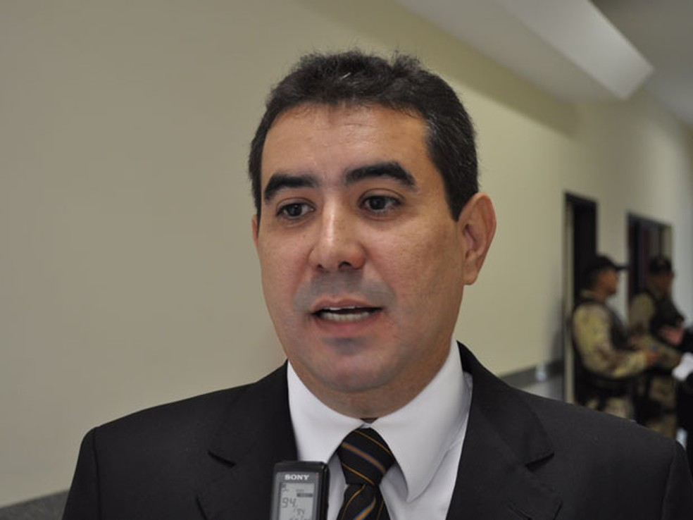 Advogado Antônio Carlos foi morto a tiros em Natal — Foto: Arquivo/Tribuna do Norte