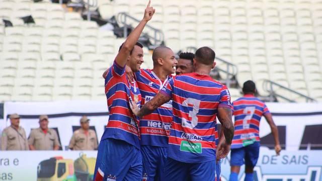 Fortaleza, gol, Roger Carvalho, Ceará