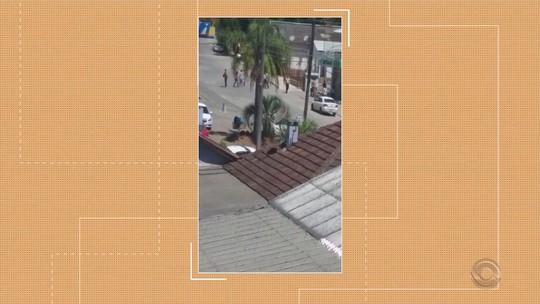 Preso um dos suspeitos de ter participado do ataque à bancos em Ibarama