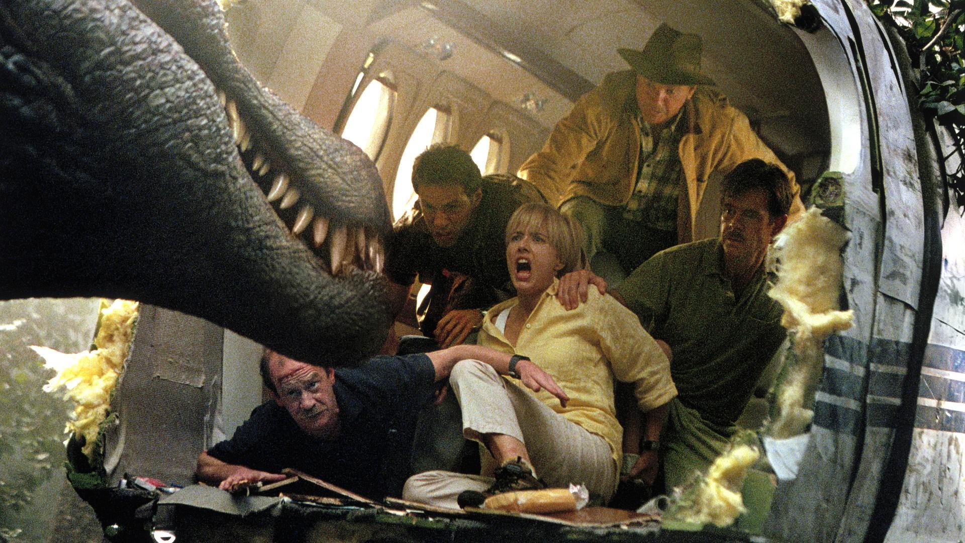 Jurassic Park III (Foto: Divulgação Netflix)