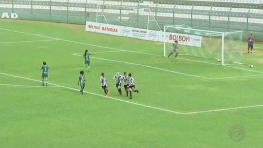 Santos sai na frente na semifinal do Paulista feminino ao bater o Rio Preto