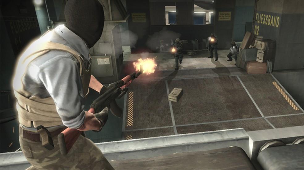 Uma mudança de Counter-Strike: Global Offensive para a Source 2 Engine pode mudar tanto o visual quanto a jogabilidade do game — Foto: Reprodução/Steam
