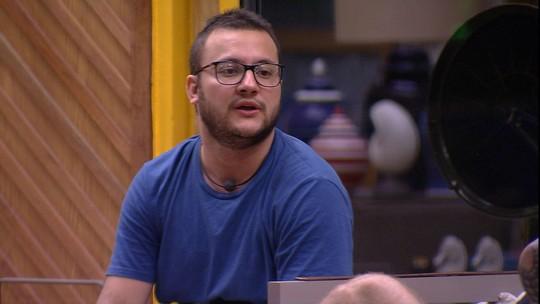 Diego elogia postura de Paula: 'Joga de forma madura'