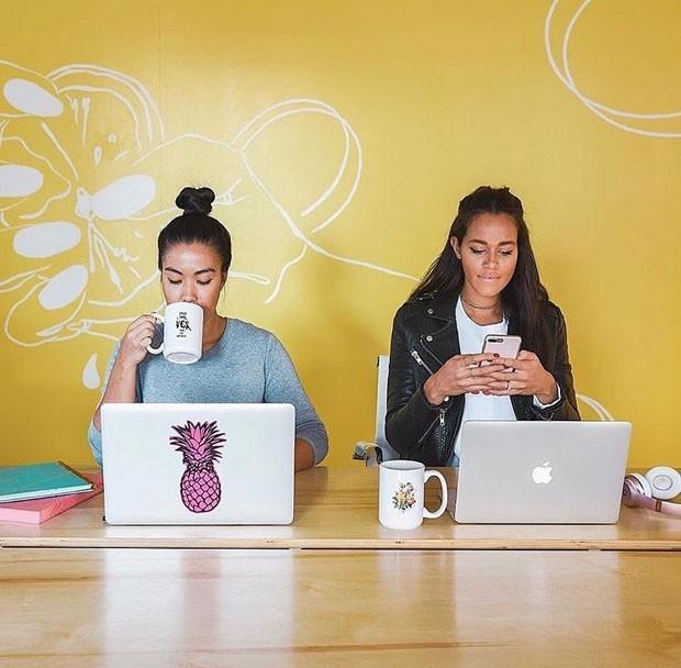 Canadense cria coworkig só para mulheres (Foto: Divulgação)