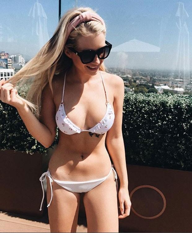 Lottie Moss (Foto: Reprodução Instagram)