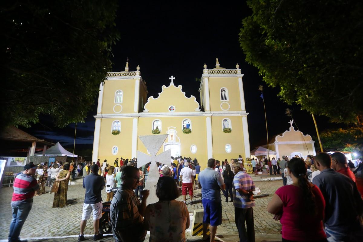 Programação religiosa da Festa de Santo Amaro, em Campos, RJ, começa no sábado
