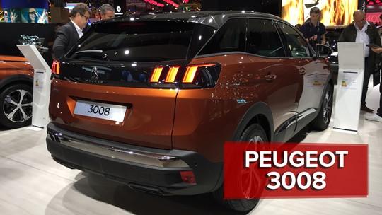 Peugeot 3008 'encorpa', vira SUV e será testado no Salão de SP