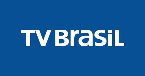 Antigo logotipo da TV Brasil (Foto: Divulgação)