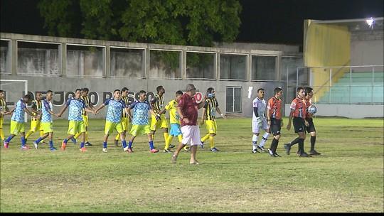 Globo Esporte: Gervásio Maia goleia e se garante nas quartas da Copa de Seleções de Bairros