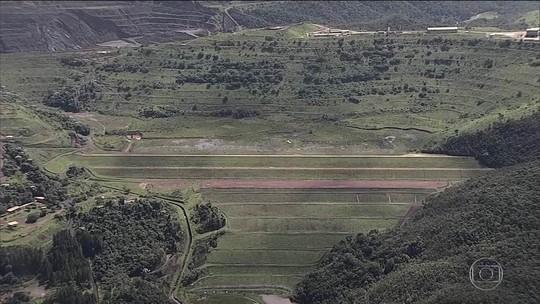 Divergência em monitoramento levou barragem de Barão de Cocais a nível de alerta máximo, diz Vale