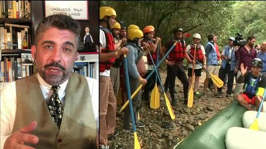 Ex-guerrilheiros trocam armas por turismo em reintegração na Colômbia
