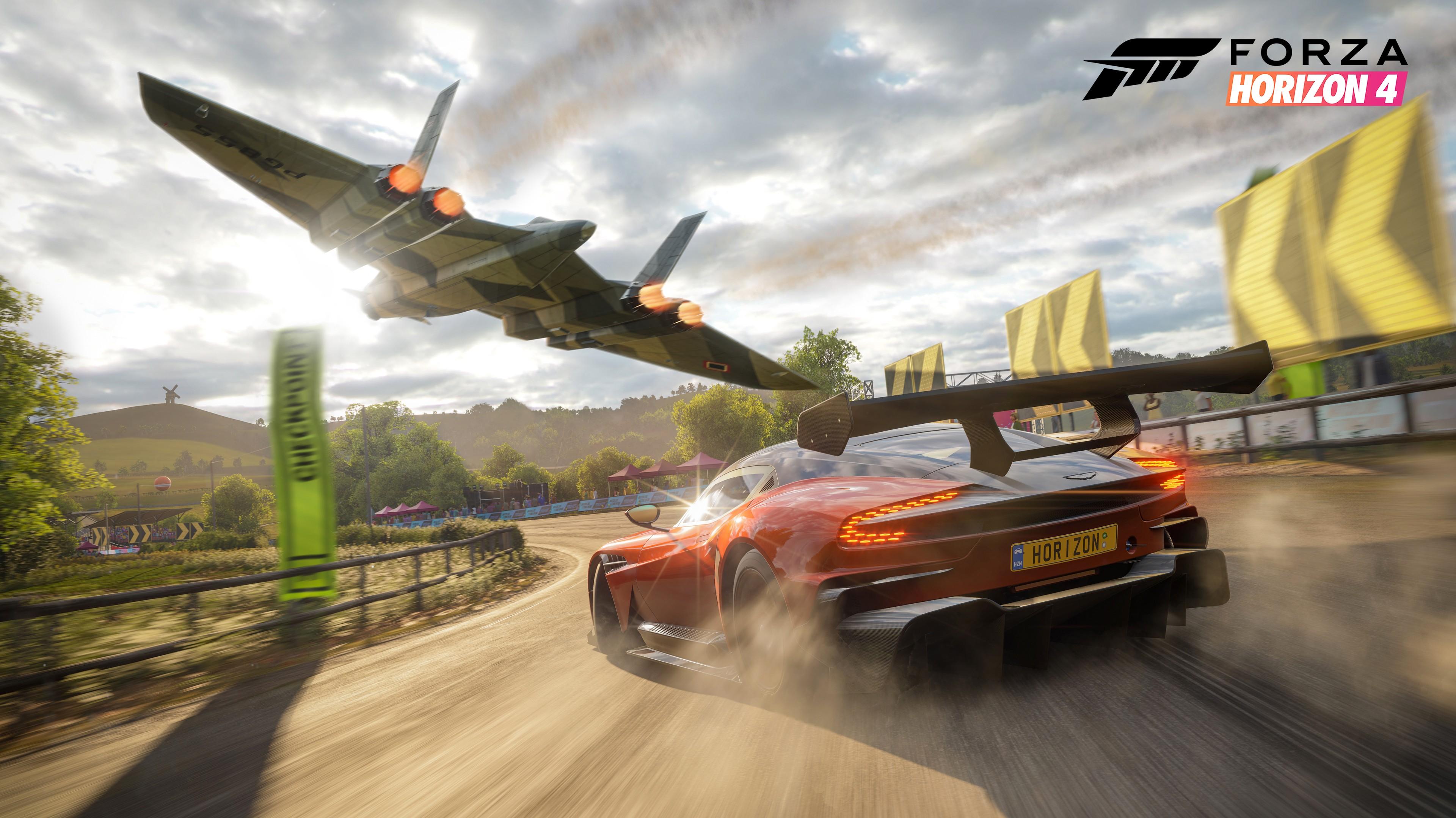 Forza Horizon 4 Early Access Release (Foto: Divulgação)