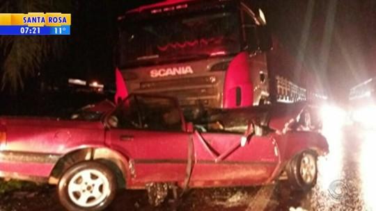 Dezoito pessoas morrem no fim de semana em acidentes ocorridos em rodovias gaúchas