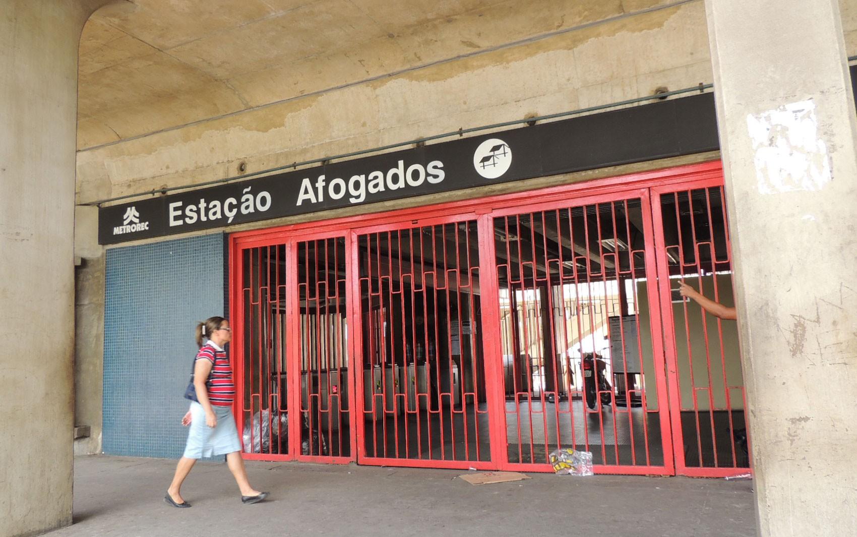 Integração temporal começa a valer no sentido metrô-ônibus no Terminal Integrado Afogados