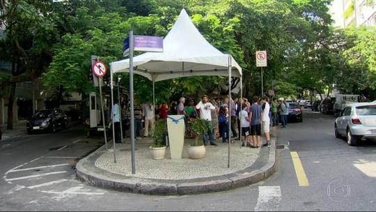 Largo inaugurado em Ipanema, na Zona Sul, homenageia Fernando Torres