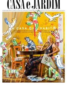 capa-de-março-de-casa-e-jardim (Foto: Reprodução/Instagram)