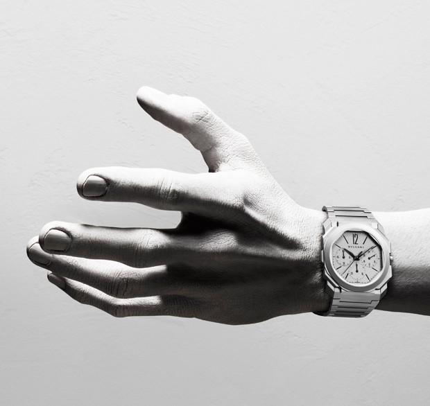 O Bvlgari Octo Finissimo Chronograph GMT Automatic, uma das atrações de Baselworld  (Foto: Divulgação)