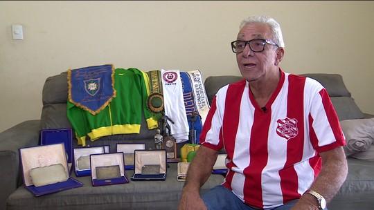 Bangu guarda relíquias de Garrincha e faz samba-enredo para ídolo do Botafogo