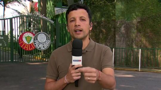 Palmeiras enviará à CBF um relatório com erros de arbitragem da partida contra o Cruzeiro