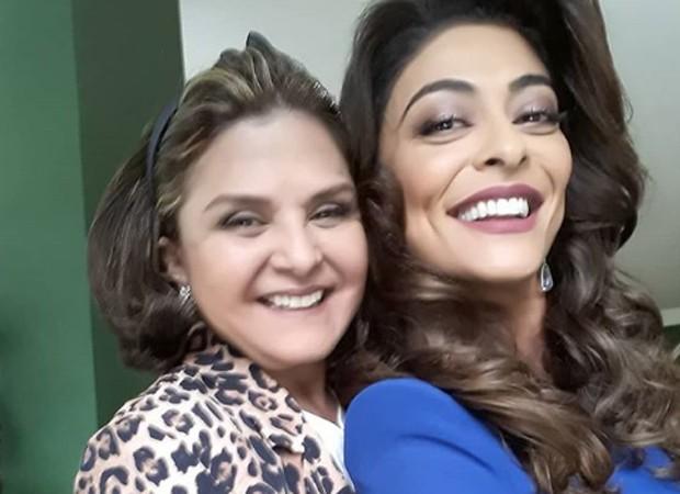 Elizângela e Juliana Paes (Foto: Reprodução/Instagram)